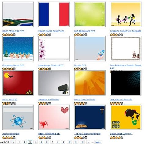 Powerpoint 2010 Templates Free Download Free Powerpoint 2010