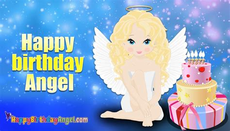 imagenes de happy birthday angel happy birthday angel happybirthdayangel com