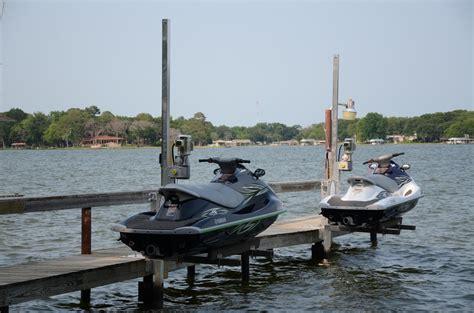 jet ski boat dock lift jet ski lifts pwc lifts personal watercraft boat