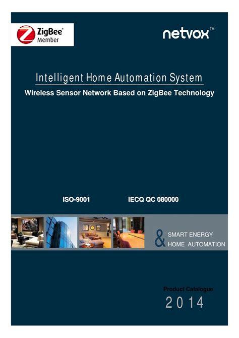 netvox intelligent home automation by smartcity expo issuu
