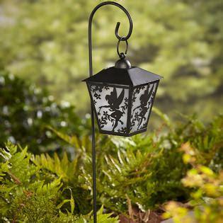 disney solar lights disney tinkerbell solar lantern stake outdoor living