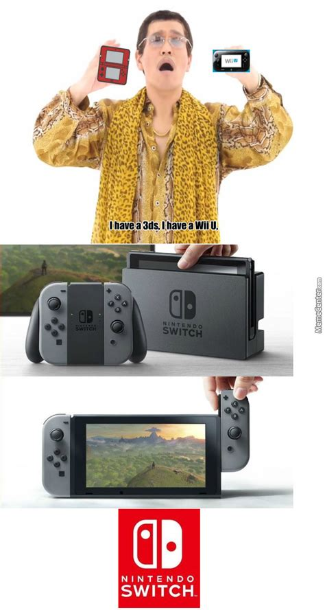 Nintendo Switch Memes - nintendo switch by nintendoswitch meme center
