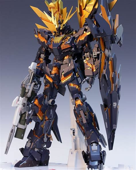 Pg Banshee By Parkz Toys Hobbies 1000 images about gundam model kit on armors