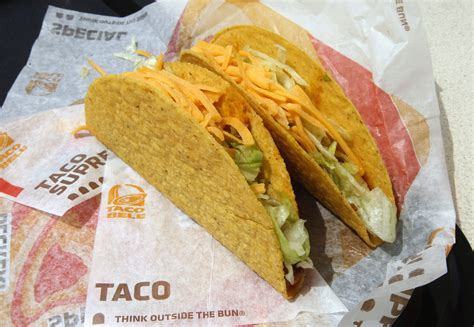 taco bell taco bell to start selling at u s location