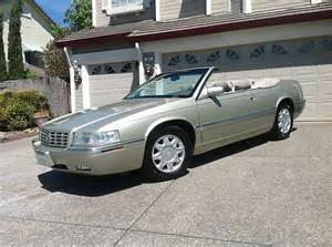 1997 Cadillac Eldorado Convertible Sell Used 1997 Cadillac Eldorado Etc Coach Builders