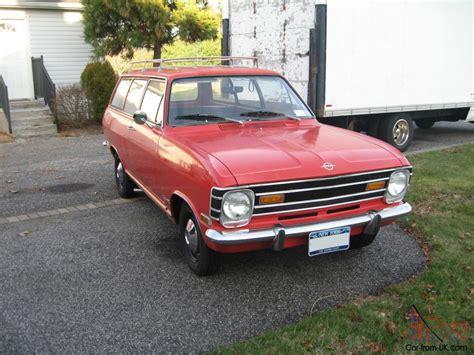 opel kadett wagon 1969 opel kadett 2dr wagon 24 000 orig miles excellent