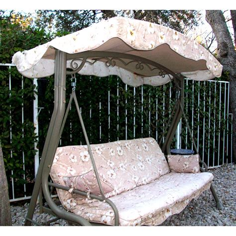 Backyard Creations Warranty Walmart Courtyard Creations Replacement Swing Canopy