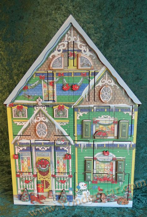 Advent Wooden House Calendar Template 2016 - search results for house calendar calendar 2015