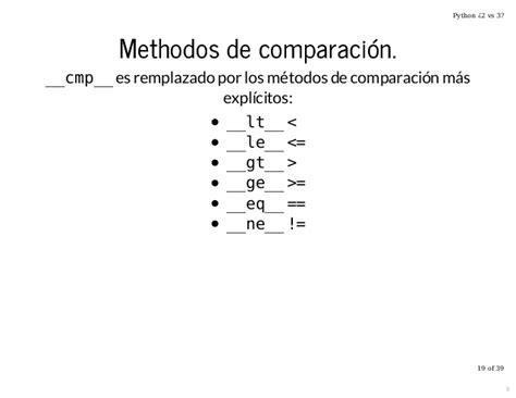 comparacion de cadenas en python python 191 2 vs 3
