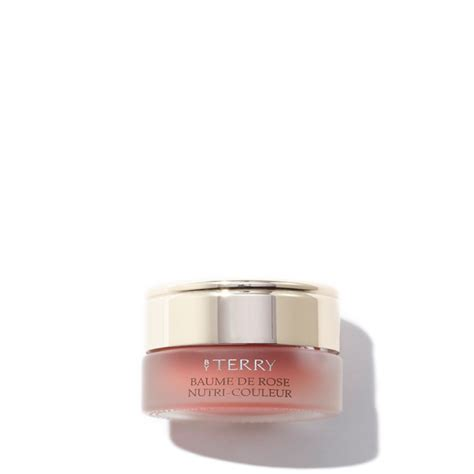 by terry baume de rose nutri color lippenpflege gesichtspflege by terry baume de rose nutri couleur lip balm 6 toffee