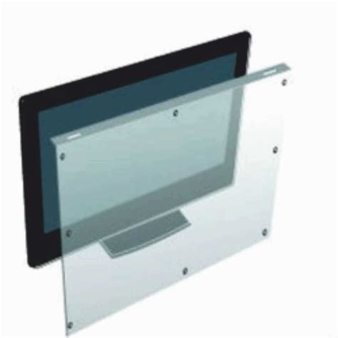 Tv Non Lcd 32 inch tvguard non breakable screen protector for led lcd