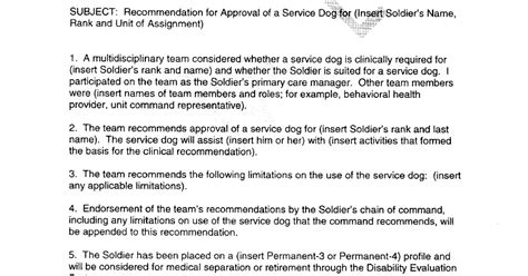 Emotional Support Animal Recommendation Letter best of emotional support sle letter how to