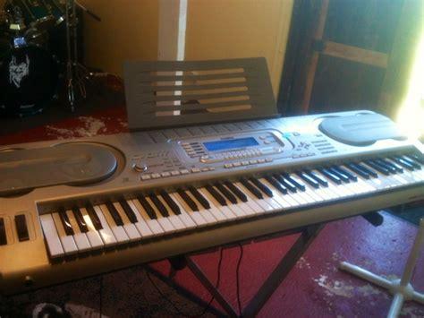 Keyboard Casio Wk 3800 casio wk 3800 image 421621 audiofanzine