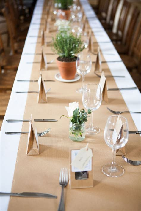 pink paper table runner 25 best ideas about butcher paper on