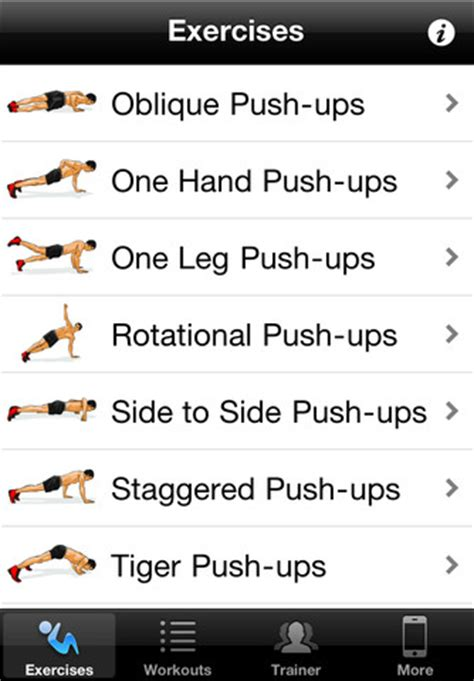 push ups pro iphone apps finder