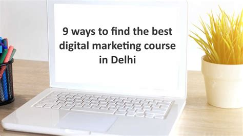 Digital Marketing Degree Course by Guide To The Top 10 Digital Marketing Institutes