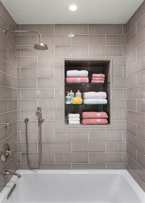 Best Tile For Showers Bathroom Transitional With Bath Best Bathroom Showers