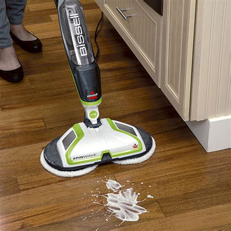 Hardwood Floor Scrubber Floor Cleaner Spinwave 2039a Bissell Cleaners