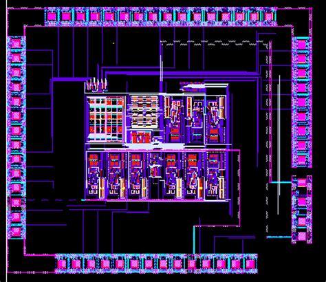 Ic Layout Designer by Stamatis Bouras