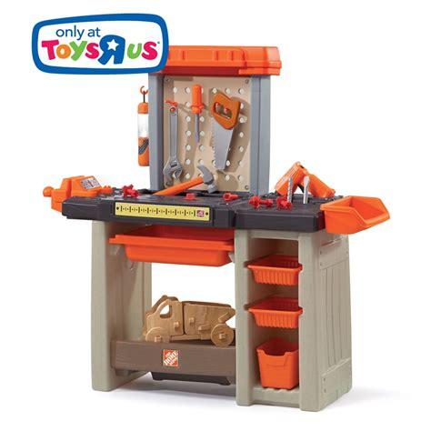 home depot tool bench kids workspace craftsman workbench home depot toy work bench