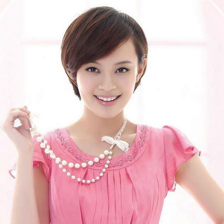 hong kong stars with bob haircuts 劉詩詩孫儷小s謝娜 娛樂圈短髮驚艷的女星 組圖 娛樂 國際線上
