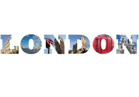 Wall Design Sticker london photo lettering wall decal city vinyl art