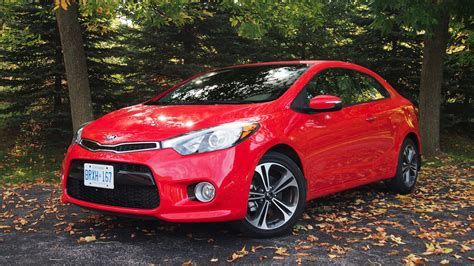 Kia Forte Koup 2014 Review 2014 Kia Forte Koup Review Cars Photos Test Drives