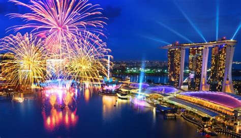 new year celebration in singapore 2018 best places for 2018 nye fireworks in singapore