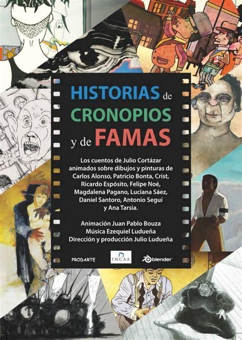 historias y cronopios y 8420406791 historia de cronopios y de famas 2013 filmaffinity