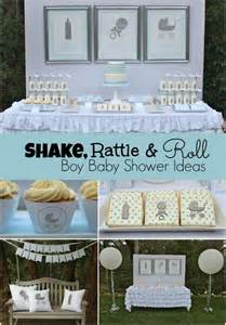 Theme For Baby Shower Boy by Southern Blue Celebrations More Boy Baby Shower Ideas