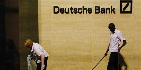 deutsche bank banking probleme deutsche bank has a stress test problem business insider
