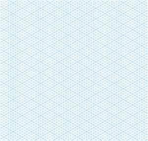 isometric grid a3 pad