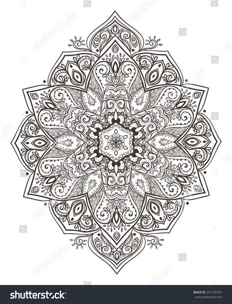 mandala tattoo vector mandala set and other elements vector mandala tattoo