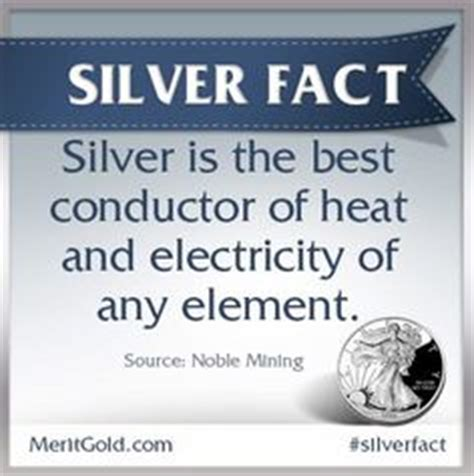 electrical conductors facts silver facts on silver word meaning and gold