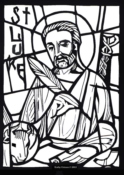 The Gospel Of Luke Fantasy Coloring Pages Gospel Coloring Pages