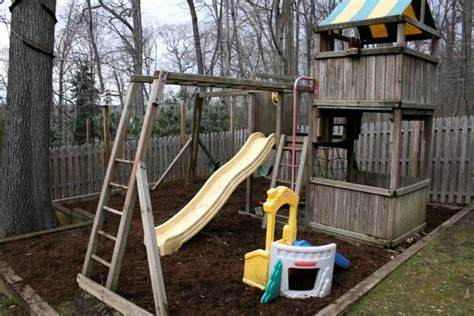 replacing mulch heirloom gardener gardening with children replacing the