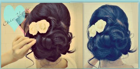 how to formal hairstyles easy prom wedding hairstyles with curls formal updos for