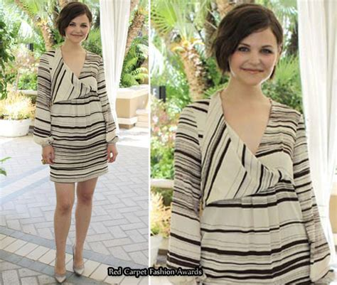 Yay Or Nay Ginnifer Goodwins Dress by Hbo S Big Tv Press Conference Carpet Fashion Awards