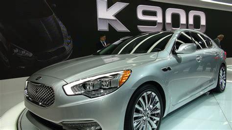 Kia Luxury Car K900 Price 2015 Kia K900 Company S V8 Luxury Sedan Review