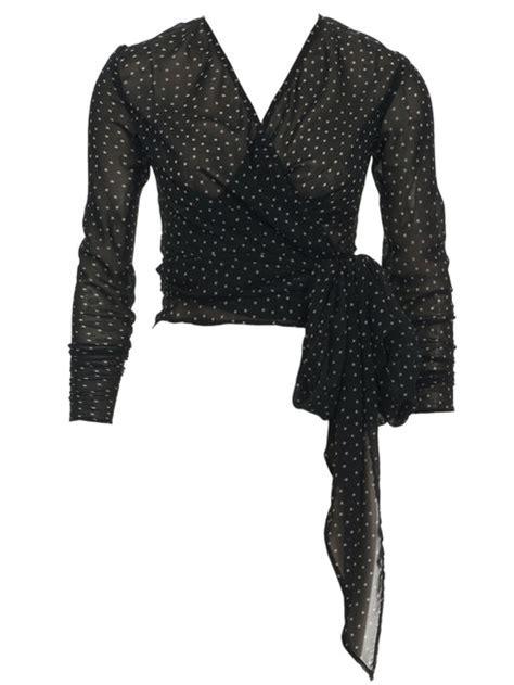free pattern wrap top long sleeve wrap blouse 01 2012 116c sewing patterns