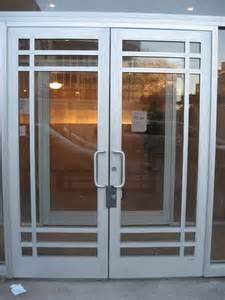 Aluminium Exterior Doors Door Security Entry Door Security Frame