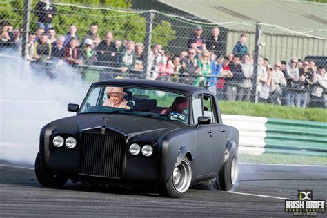 drift cars insane rolls royce drift car by japspeed uk gtspirit