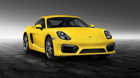 porsche cayman yellow next gen boxster and cayman to be renamed porsche 718