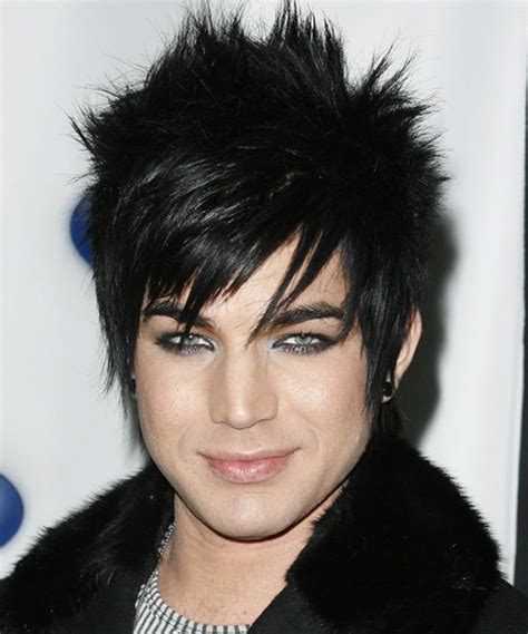 short goth hairstyles  guys hairstyles magz
