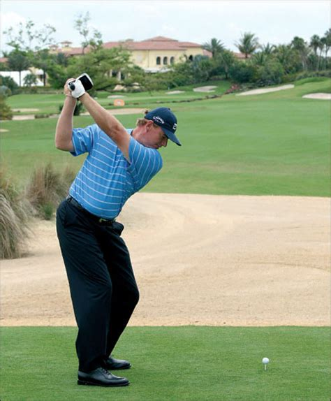 els swing swing easy hit hard ernie els swing sequence