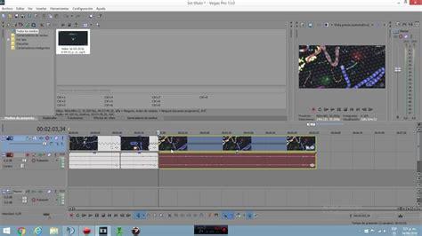 tutorial para vegas pro 13 como acelerar o ralentizar tus videos con sony vegas pro