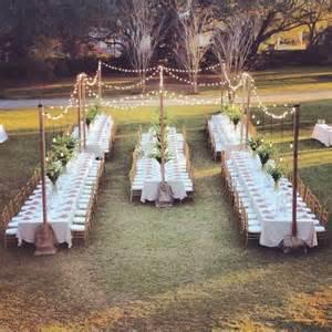 How To Plan A Backyard Wedding Reception 55 Backyard Wedding Reception Ideas You Ll Love