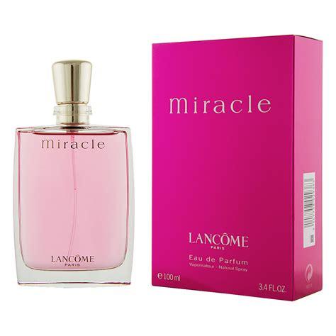 Lancome Miracle 100ml lancome miracle pour femme eau de parfum 100 ml