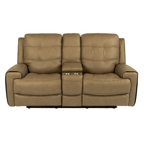 power recliner loveseat with console wicklow power reclining loveseat with console power