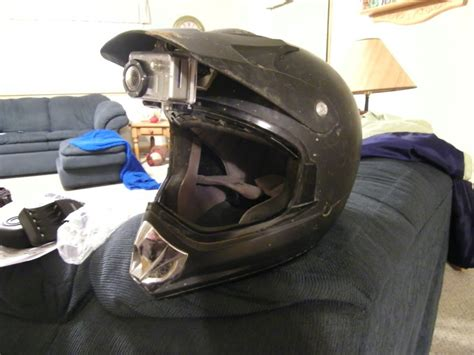 gopro motocross helmet mount how do you mount your gopro helmet cam general dirt